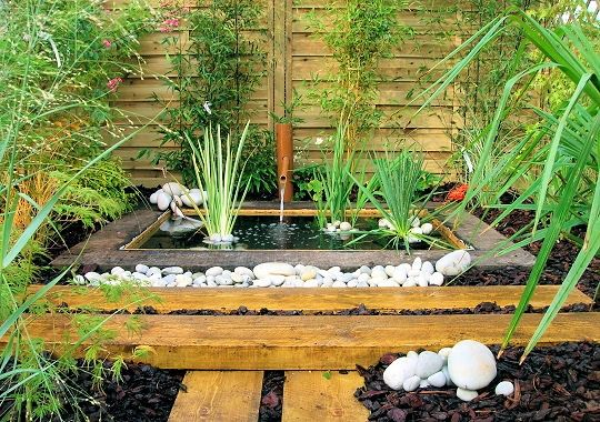 96 mejores im genes sobre jardin japones en pinterest - Balizas solares jardin ...