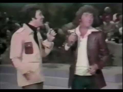 Tom Jones on the Mac Davis Show - 1977 - Say You'll Stay Until Tomorrow & Duet with Mac - YouTube