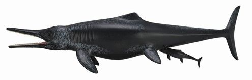 Collecta Temnodontosaurus platyodon (birthing) available from Everything Dinosaur.