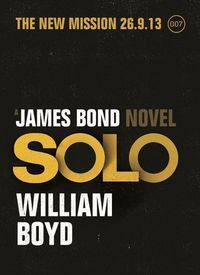 Le prochain James Bond s'appellera Solo