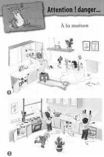 les dangers à la maison