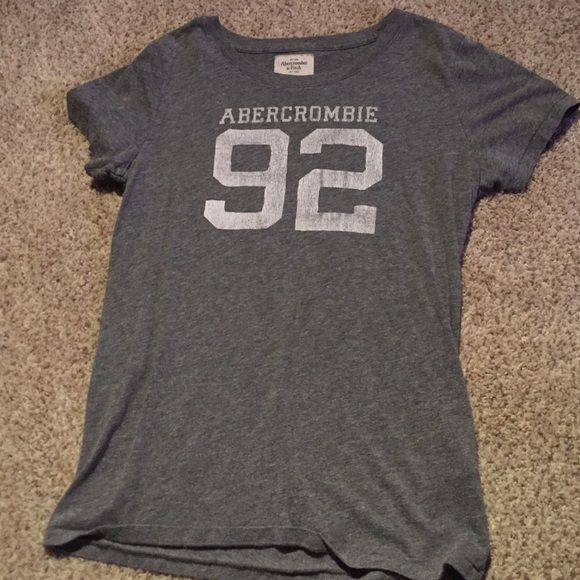 BRAND NEW Abercrombie and Fitch Shirt Unworn shirt from Abercrombie and Fitch in great condition. Abercrombie & Fitch Tops Tees - Short Sleeve