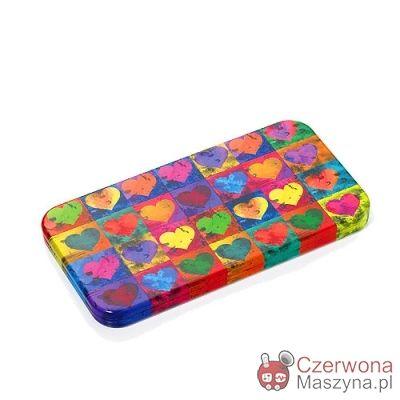 Pudełko na tabliczkę czekolady Troika Herz, 18 cm