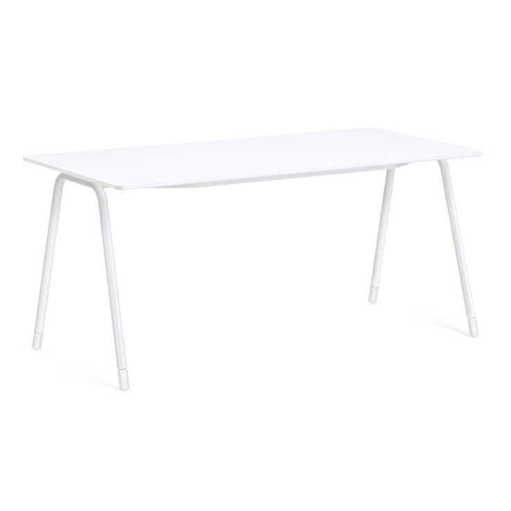 Flatiron Desk #white #workhappy