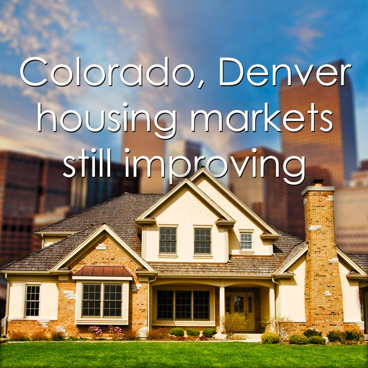 """Let's say goodbye to 2015 with some good news!  """"The Colorado and Denver housing markets keep improving, according to a new report."""" (via Denver Business Journal) Read more: http://bit.ly/1UimyGv"""