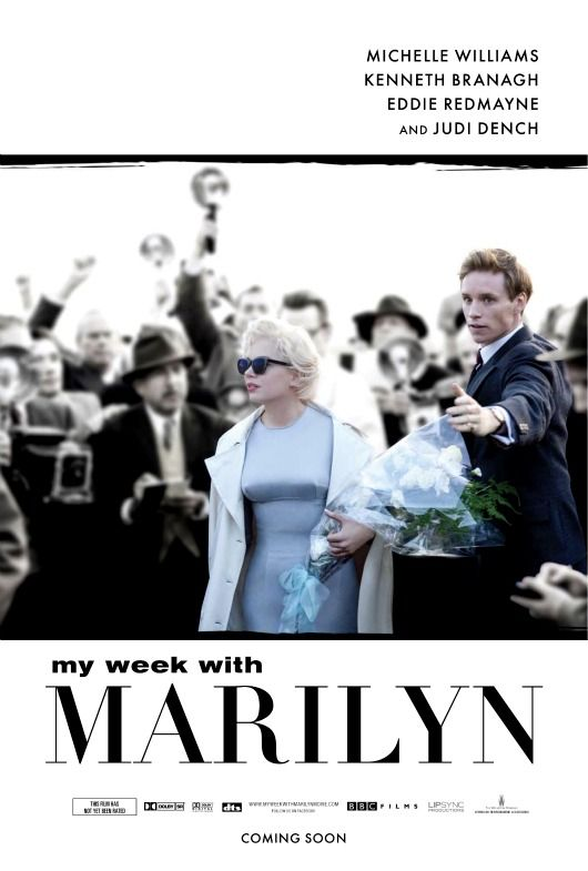 My week with Marilyn! Can't wait!