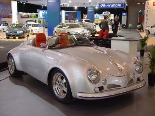 Porsche Speedster Replica powered by WRX engine
