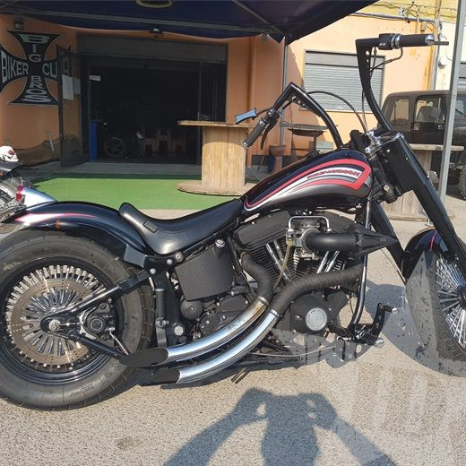Harley Davidson night train special 1340 - Nuovo annuncio #Harley #Softail #Carburatore #NightTrain #Salerno