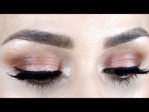 Augenbrauen zupfen: Fadenzupftechnik ! Einfache Anleitung -Tutorial |sooohhalt - YouTube