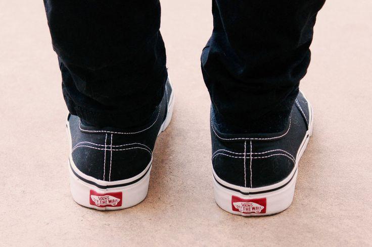 #blog #mode #femme #shoes #vans