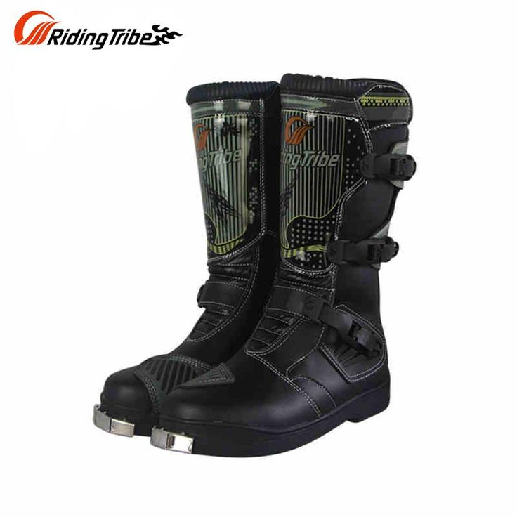 [Visit to Buy] PRO-BIKER SPEED BIKERS Motorcycle Riding Boots Racing Motocross Off-Road Boots Motorbike Motorcycle Riding Boots Men B1007 #Advertisement