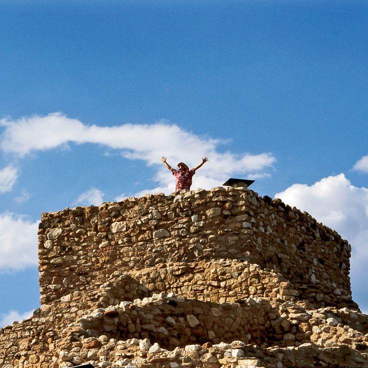 Montezuma Castle National Monument: Explore ancient ruins on a fall drive through Arizona's Verde Valley