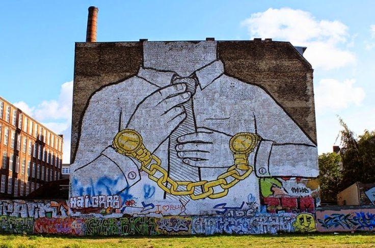 24 Ciudades Con Los Mejores Murales De Arte Urbano