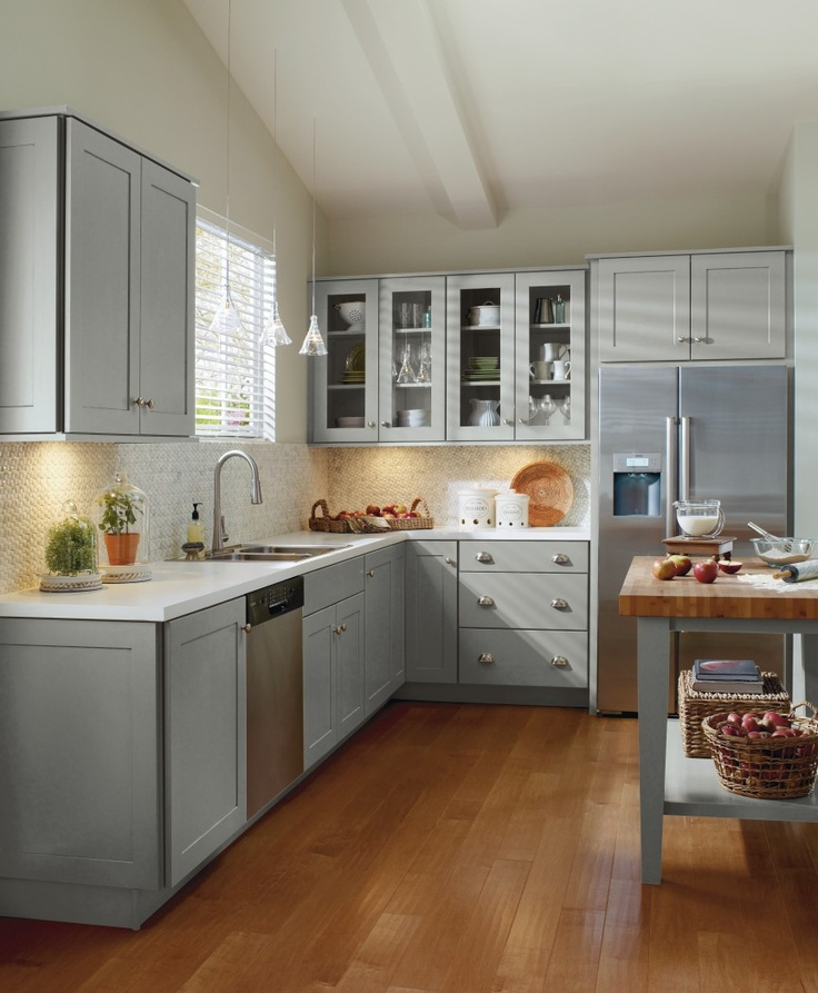 how to spruce up kitchen cabinets classic shaker style cabinetry doesn t always to be 8906
