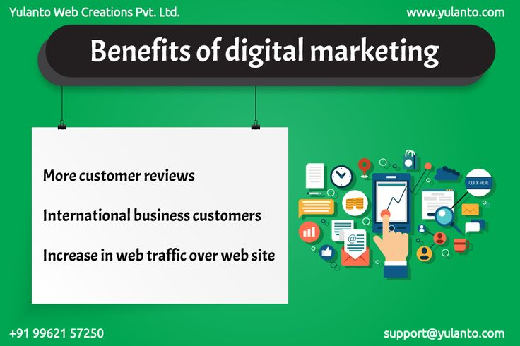 #DigitalMarketing is the new way to make the customer basis response from different back links.  .