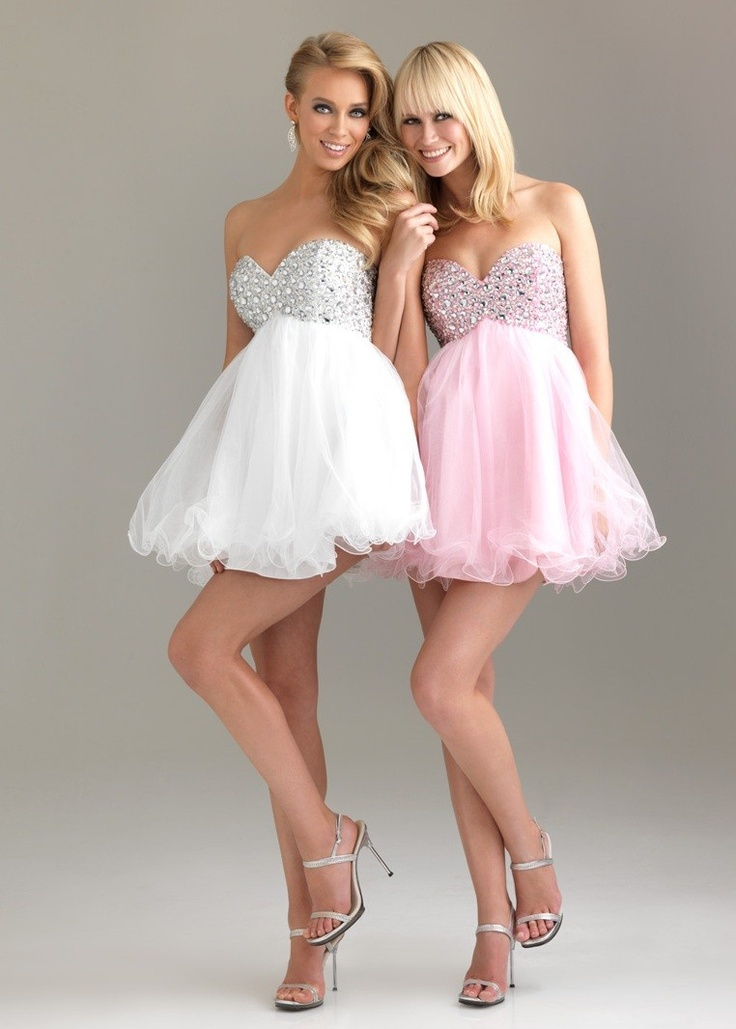 Sweet Grad Dress