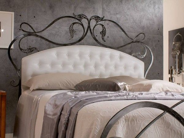 92 best Wrought Iron Bed Frame images on Pinterest | 3/4 beds ...
