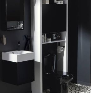 13 best images about Décorer vos toilettes on Pinterest | Baroque ...