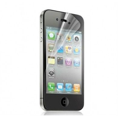 Protetor de Ecrã iPhone 4 - 4S - Muvit - Anti-Dedadas
