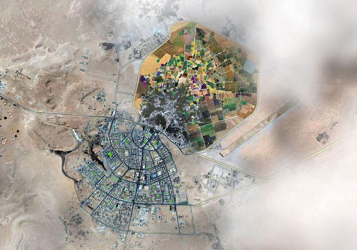 Desert CityGhadames - Inside Outside