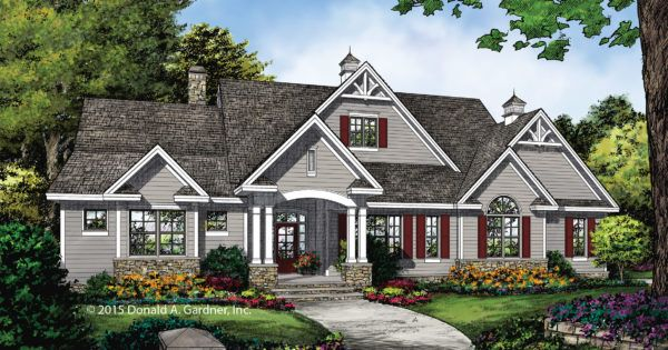 Home Plan 1370 Now Available Ranch Style House Plans Farmhouse Style House Farmhouse Style House Plans