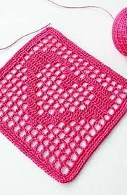 Resultado de imagem para imagens crochet filet