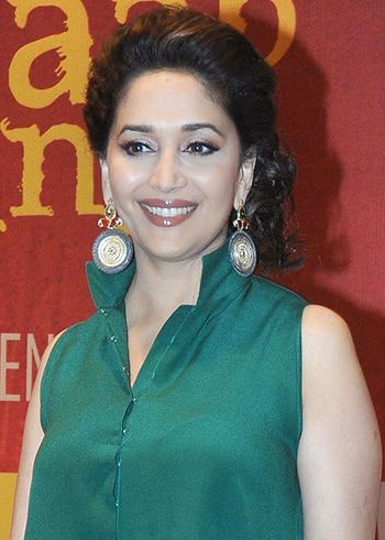 When Madhuri Dixit had to faced criticism!