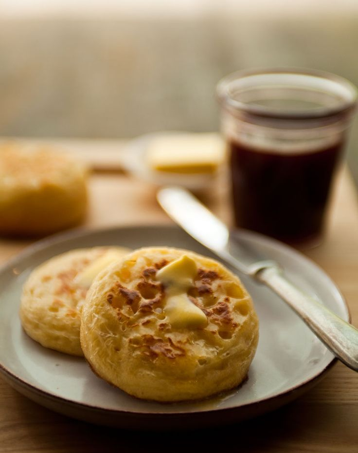 Crumpets | Thermomix | #inthemixcooking
