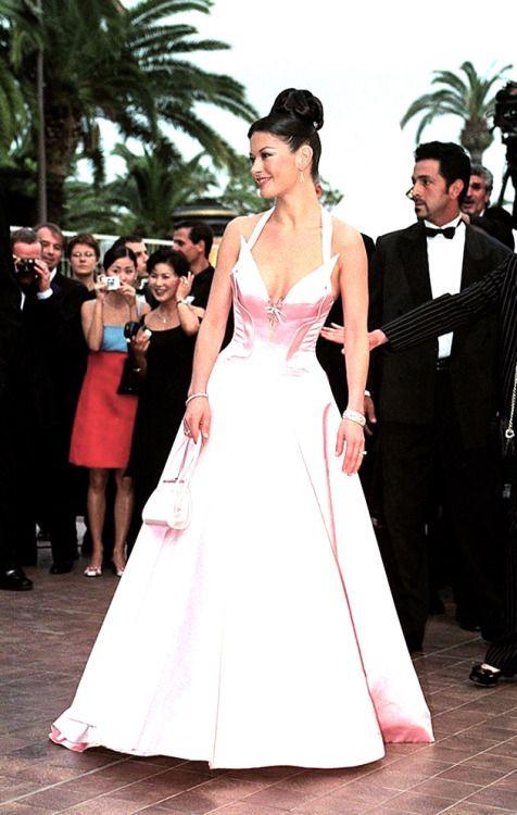 Catherine Zeta-Jones at Cannes Film Festival 1999