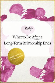 Start dating again after long relationship