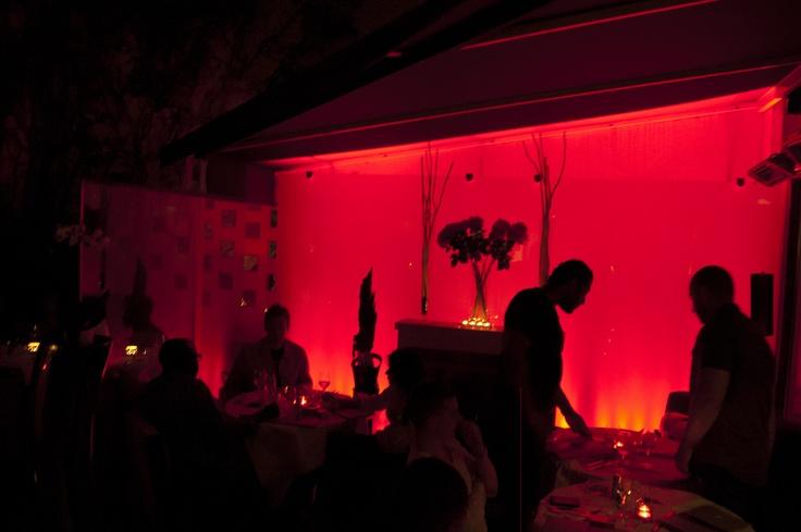 Elysée Lounge by night … on prend un verre ?