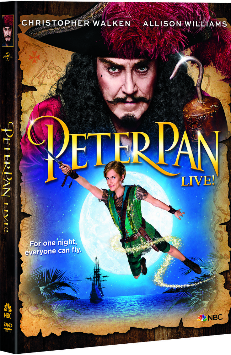 Activity and Recipe Sheets – Peter Pan Live – Available on DVD Now via @donnahup