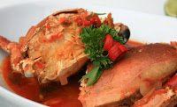 Resep Kepiting Bumbu Asam Pedas