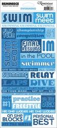 Swim is my life