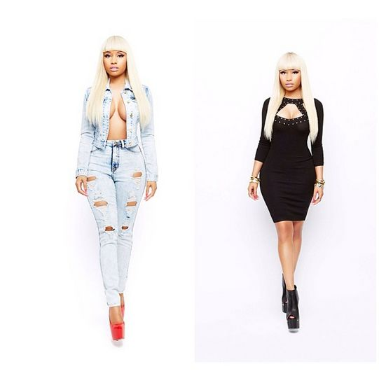 Nicki Minaj Clothing Line (K-MART)