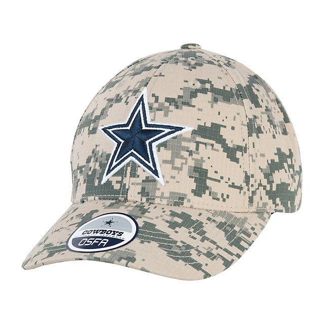 Dallas cowboys washed digital camo cap gifts for joel for Dallas cowboys fishing shirt