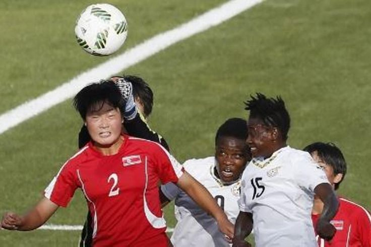 Black Maidens Miss Out On FIFA U17 WWCup Semi-Final