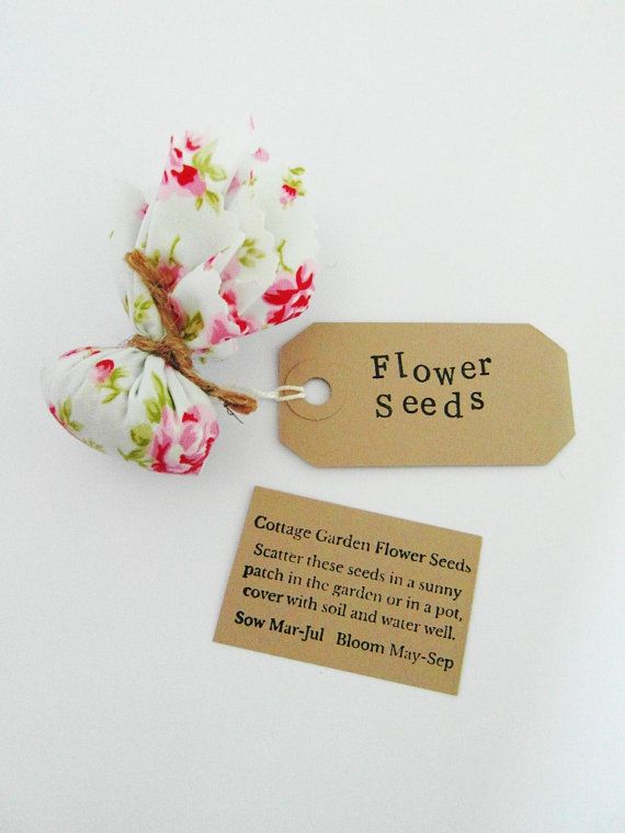 colorful wedding favor flower seeds gift wedding dress inspiration