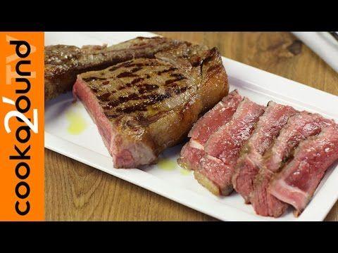bistecca stile fiorentina al forno - ricetta