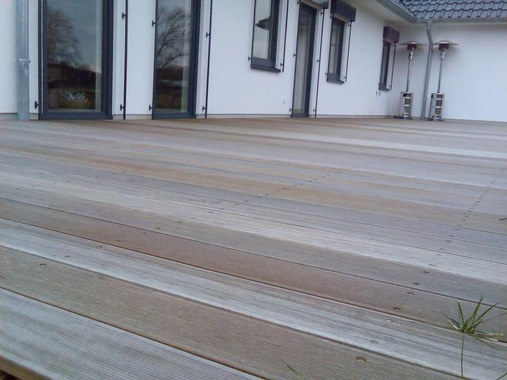 Bankirabelag Terrassendielen verlegt durch die AB-Profil Dachdeckerei & Mehr GmbH in Bad Oeynhausen (32547) | Dachdecker.com