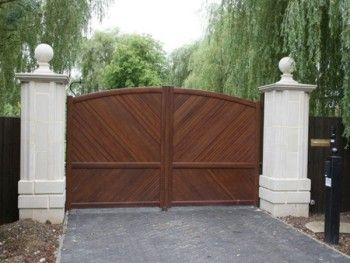 25 Best Ideas About Electric Driveway Gates On Pinterest