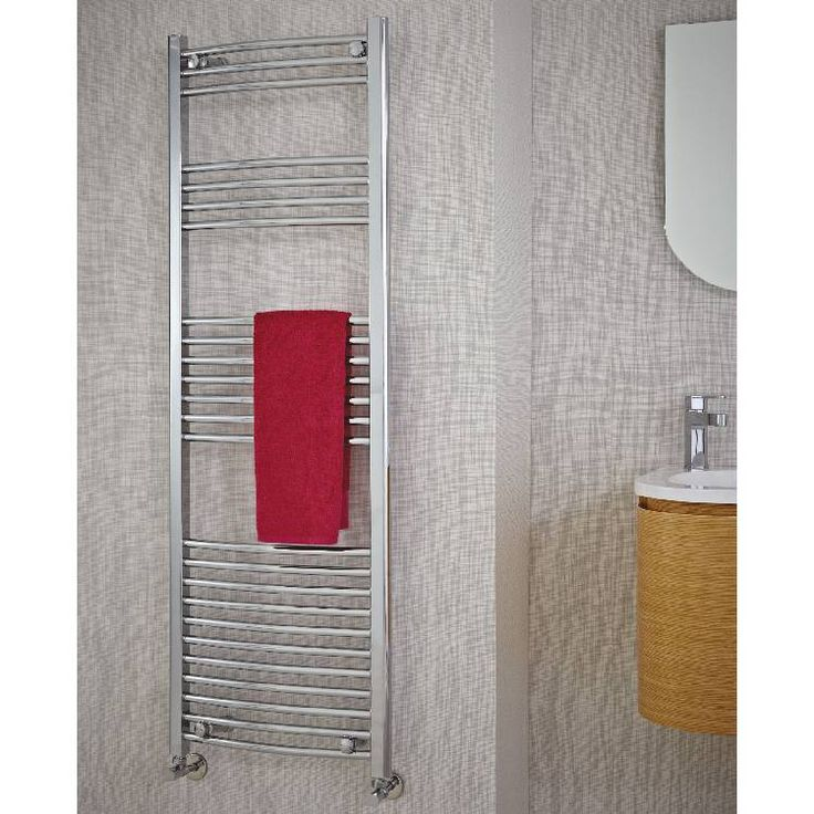 Phoenix Bathrooms - Gina Curved Radiator