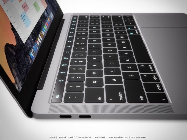 #AppleNews Evidence in Trademark Filing Points to MacBook OLED Panel Officially Called 'Magic Toolbar' #iLadies