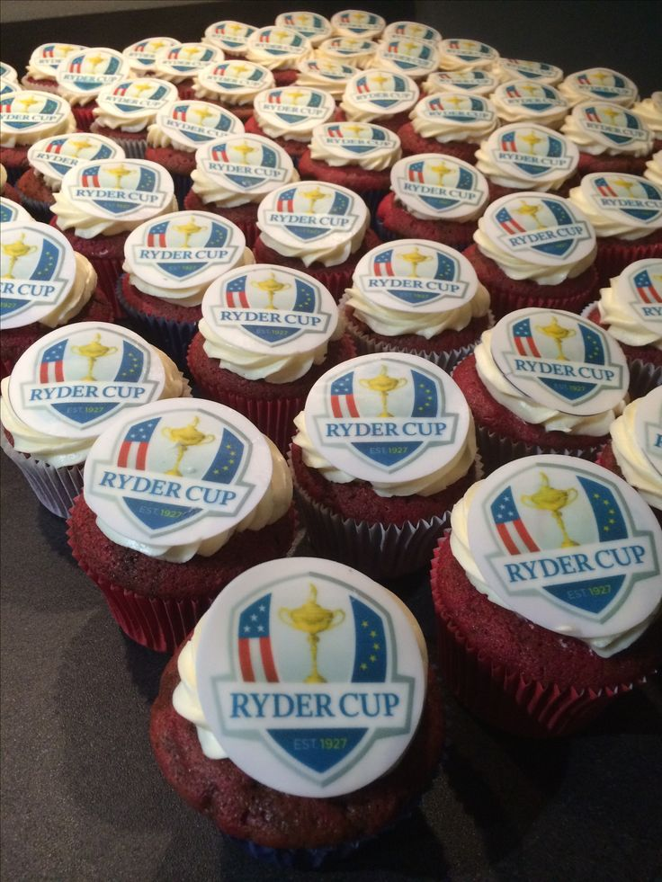 75 Cup Cakes v d golfbaan