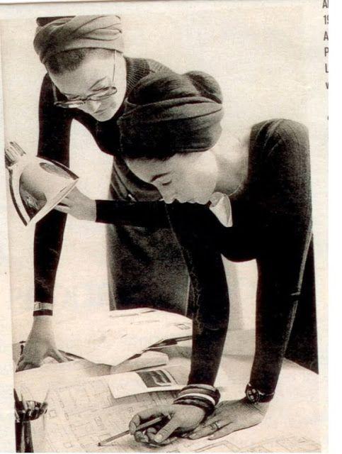 Mica Ertegun & Chessy Raynor