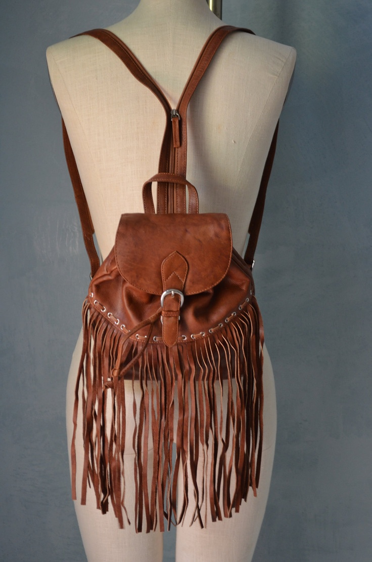 17 Best images about I want a brown leather backpack on Pinterest ...
