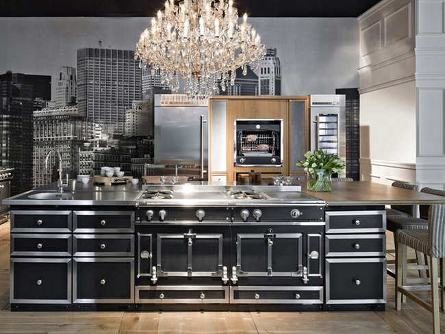 La Cornue Kitchen Designs Ideas Extraordinary Design Review