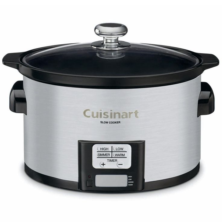 9 Best All Clad Deluxe Slow Cooker And Cuisinart Slow