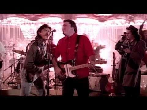Los Lobos version of La Bamba.  This folk song was brought to rock and roll by Ritchie Valens.