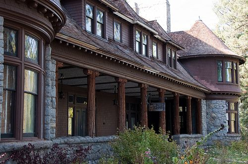Historic Hellman-Ehrman Mansion Tour, south lake tahoe